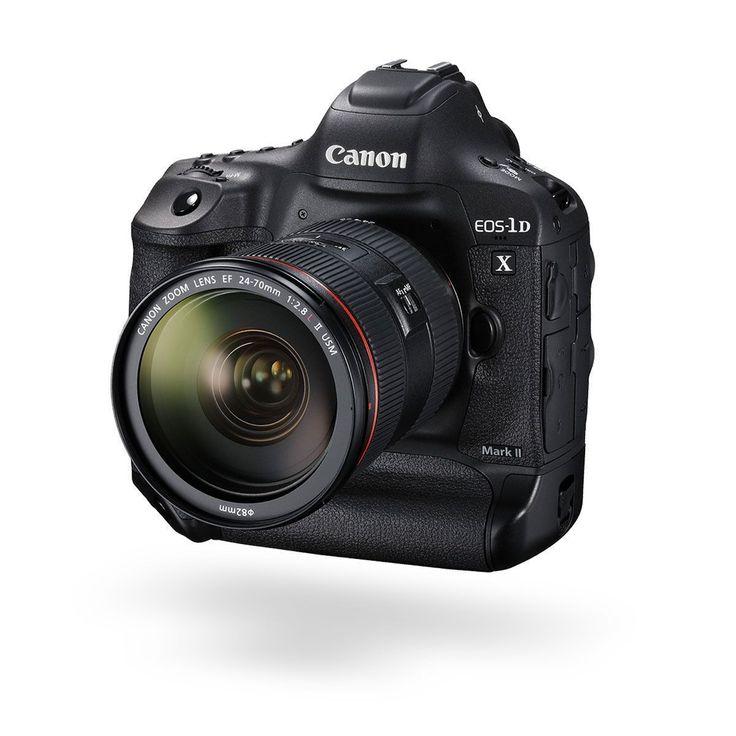 Canon EOS-1D X Mark II DSLR camera https://www.camerasdirect.com.au/digital-cameras/digital-slr-cameras/canon-dslr-cameras #DslrCameras