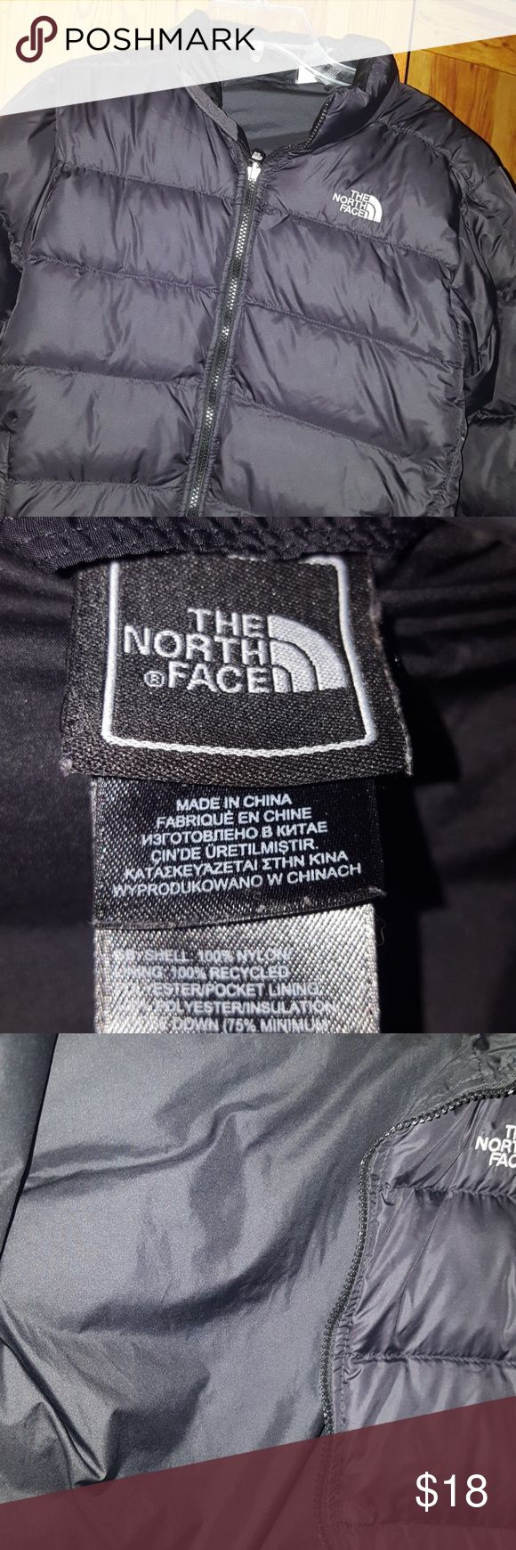 Boys The North Face winter coat Boys The North face winter coat. Size large (14/16) in gentle used condition The North Face Jackets & Coats