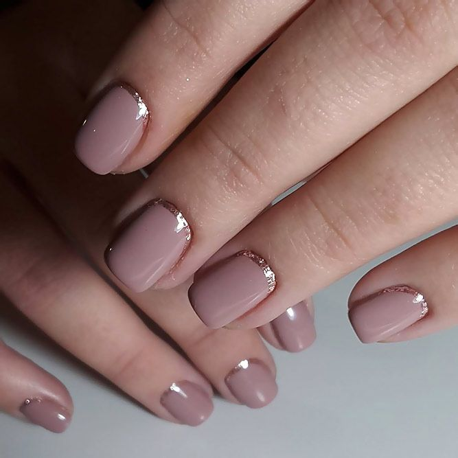 30+ Manis That Will Make You Adore Squoval Nails | Squoval ...