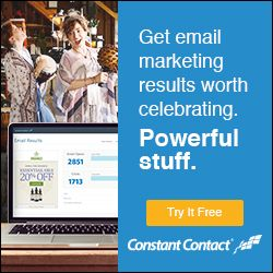 Grow your blog and business with email marketing. Get 60 days FREE with constant…