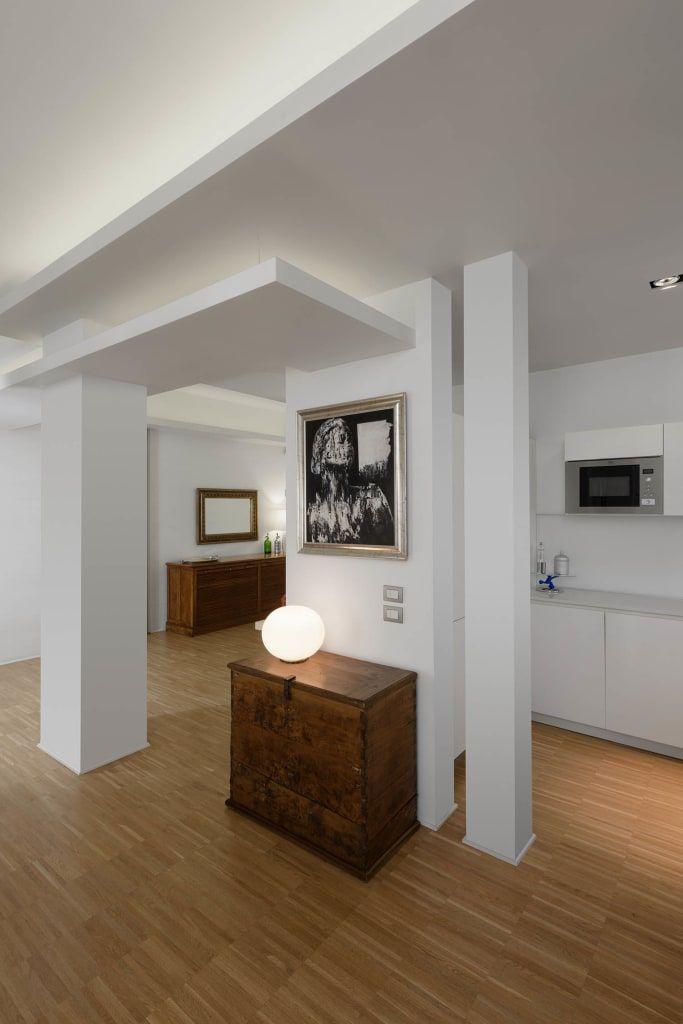 Roma, san pietro - residenza privata soggiorno moderno di ...