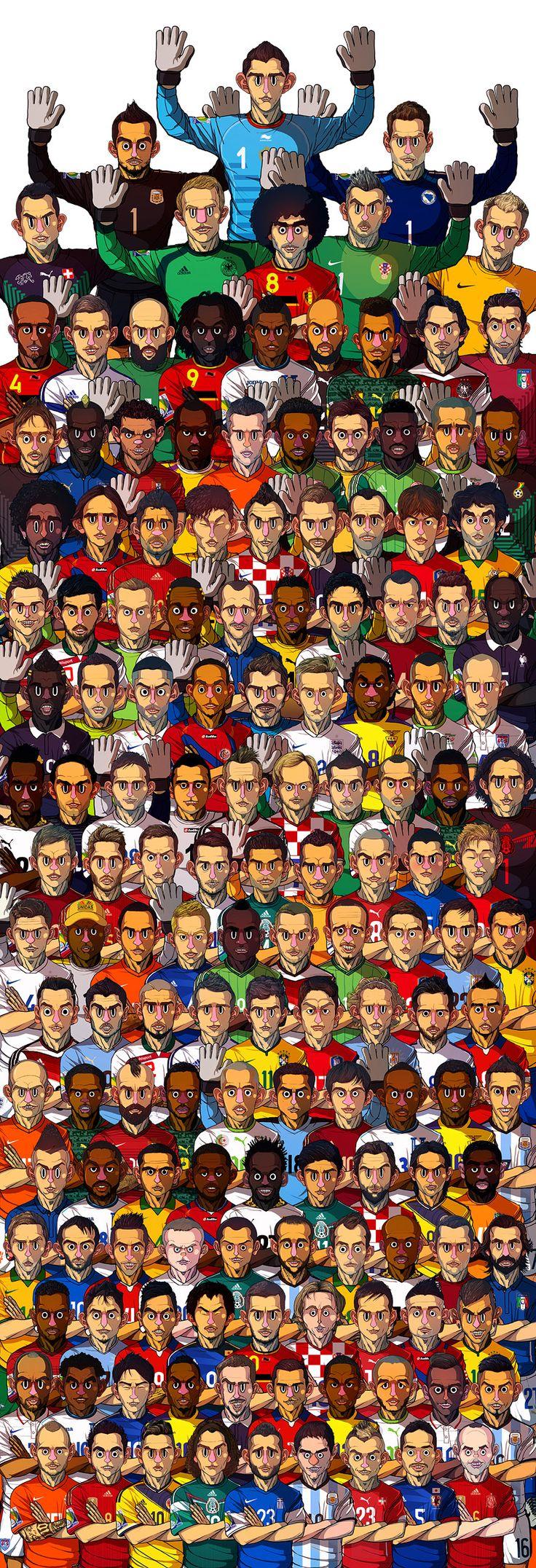 Futbol es juego del mundo!