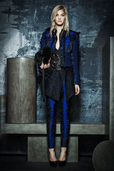 Rachel Roy | Fall 2014 Ready-to-Wear Collection | Style.com