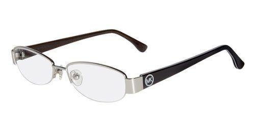 MICHAEL KORS Eyeglasses MK331 033 Gunmetal 51MM Michael Kors. $125.00