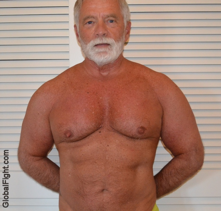 Mature Gay Muscle Men 36
