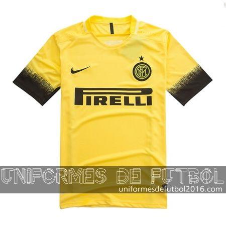 Jersey tercera para uniforme del Inter Milan 2015-16    uniformes de futbol economicos