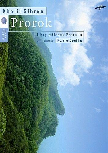 Okładka książki Prorok. Listy miłosne Proroka