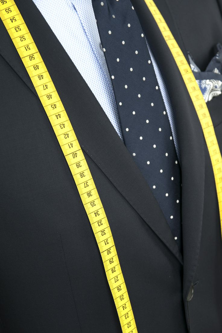 All 360 Suits are made to measure.
