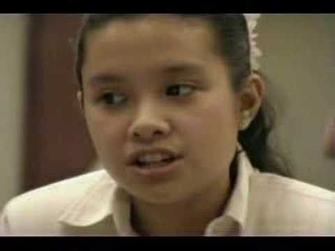 Lea Salonga's Miss Saigon audition. To just pretty much walk in and be that good is amazing.