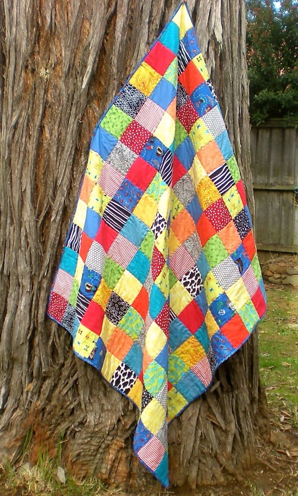 August 2016 Fairholme Community Quilts
