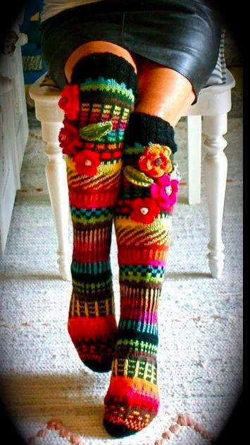 46 best Crochet Socks images on Pinterest | Knitting, DIY and Fantasy