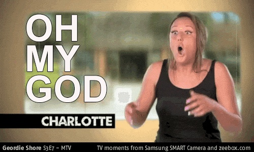 Take a look at this TV moment from zeebox.com: Geordie Shore S3 E7: 'Oh my God' #GeordieShore