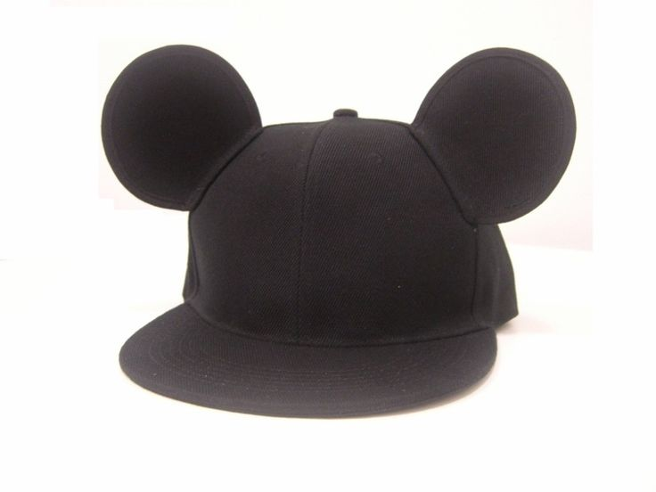 Mickey Mouse Ears MODU Snapback