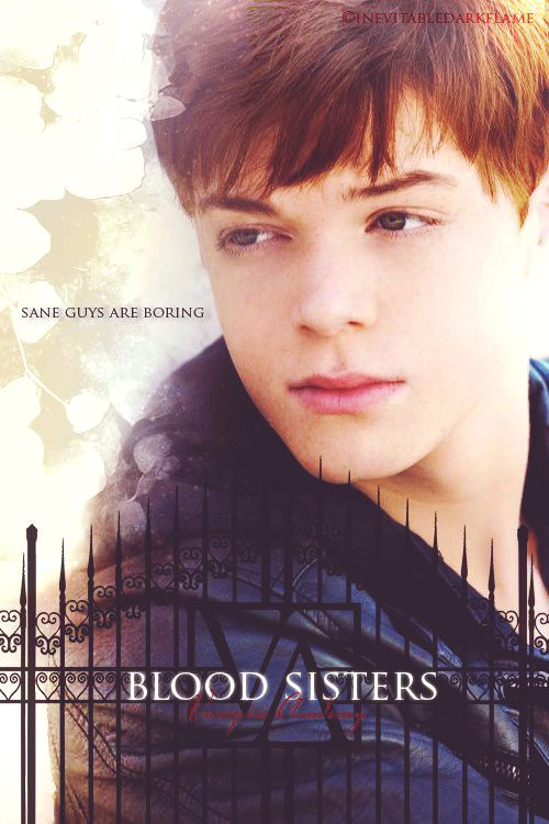 vampire academy: blood sisters | Mason Ashford - The Vampire Academy Blood Sisters Fan Art (34447862 ...