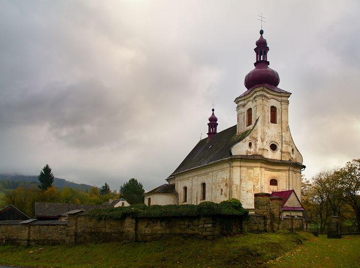 Fotografie: Kostelík - Kategorie: architektura - zeropixel.cz