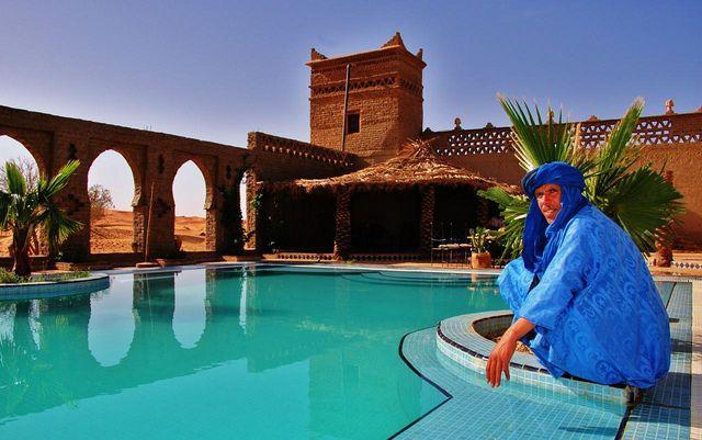 Auberge du Sud Hotel Merzouga Morocco Maroc Marruecos Marrocos by Auberge du Sud, via Flickr