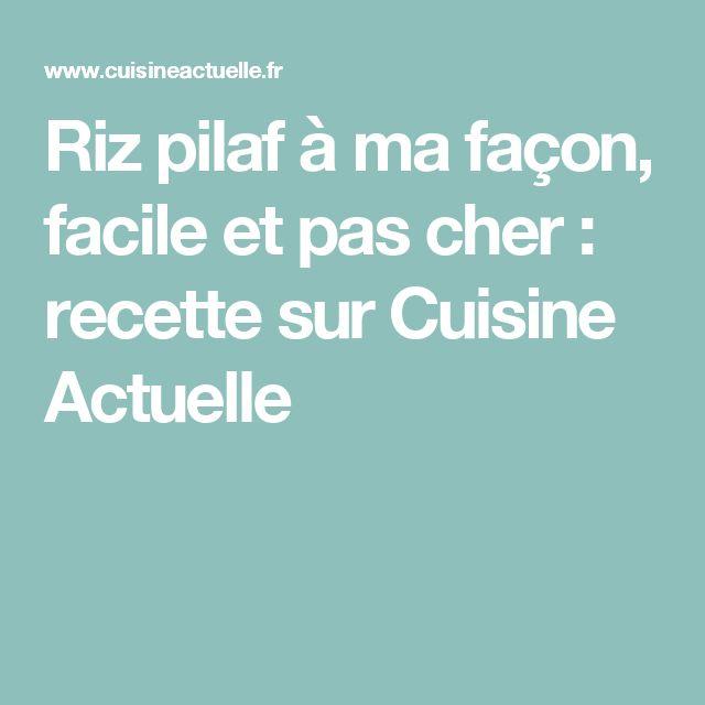 les 25 meilleures id 233 es de la cat 233 gorie recette riz pilaf sur recette du riz pilaf