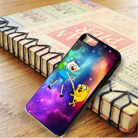 Adventure Time Nebula iPhone SE Case
