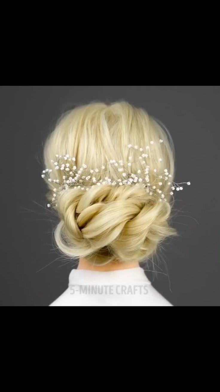 😍 – Frisuren –   #Frisuren
