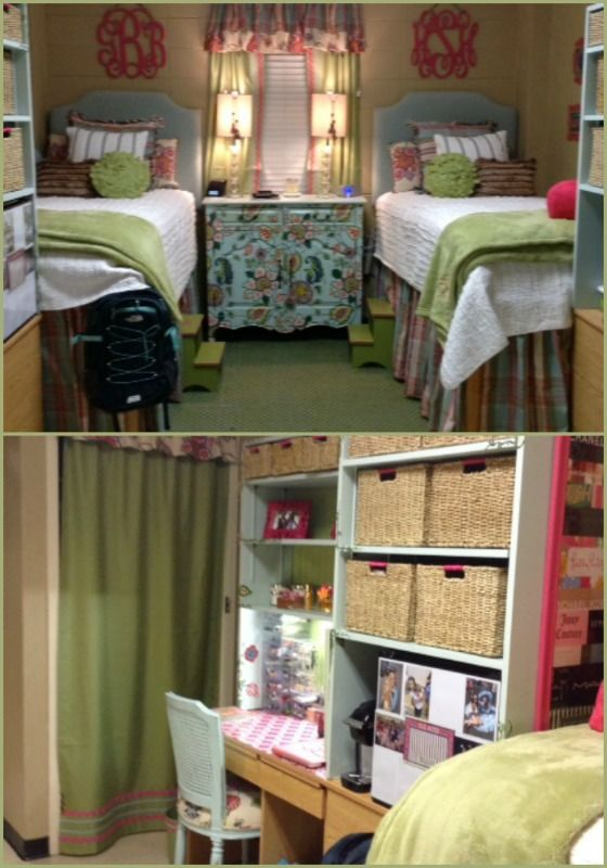 Ole Miss Dorm Room   Baskets To Hide U0027messu0027 Part 34