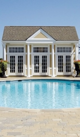 Pool house: Ideal Houses, Poolspool Houses, Pavilion Design, Dreams Houses, Houses Pools, Pools Houses, Houses Ideas, Poolhousejpg Image, Pools Ideas