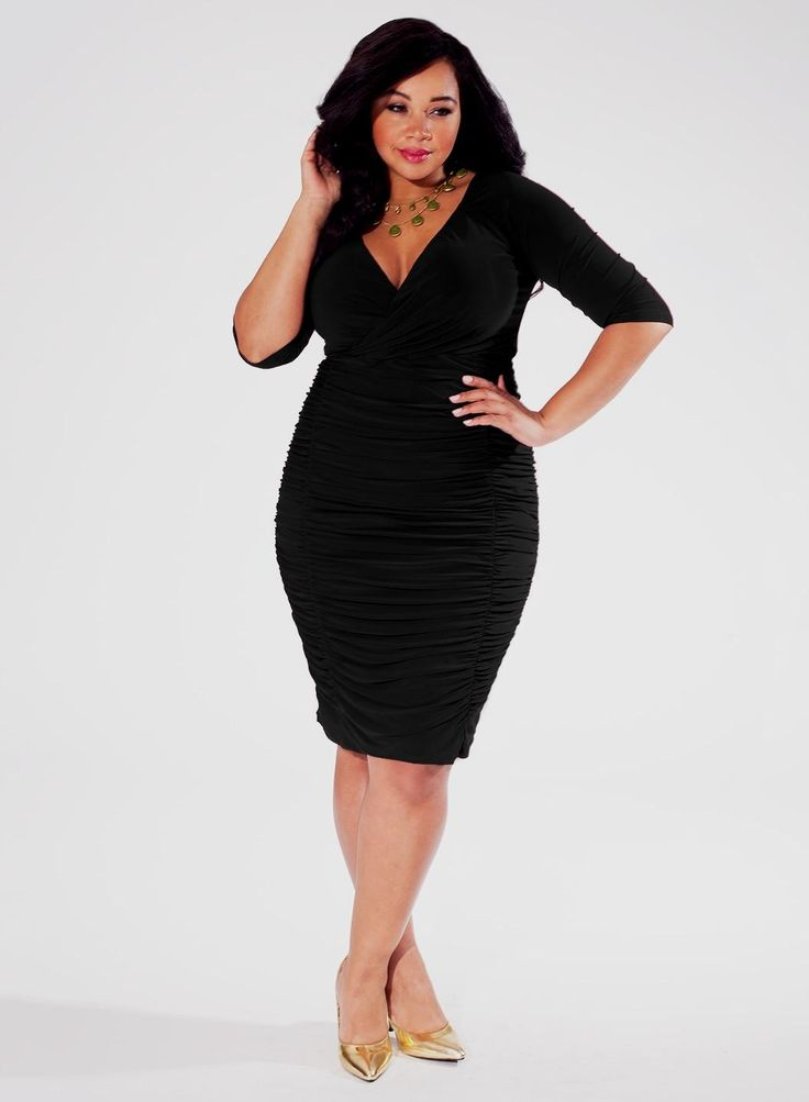 Mazie Plus Size Dress | Voluptuous women, The bride and Big breasted