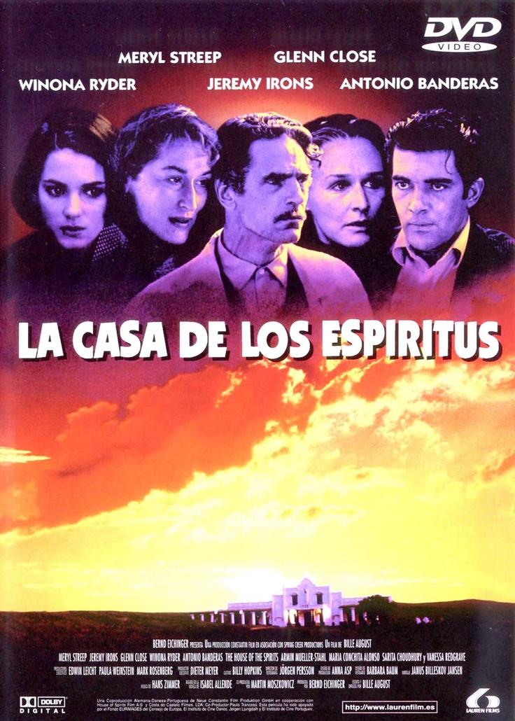 La casa de los espíritus - T DVD Cine 114  http://encore.fama.us.es/iii/encore/record/C__Rb1942878