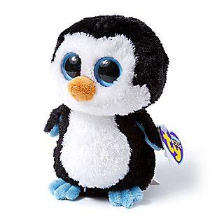 Ty Beanie Boos Plush Penguin