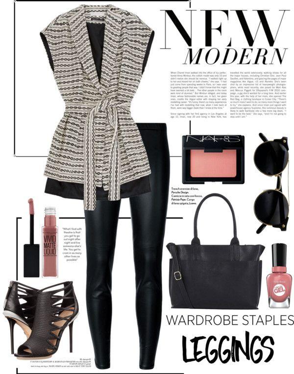 Wardrobe staple - Leggings