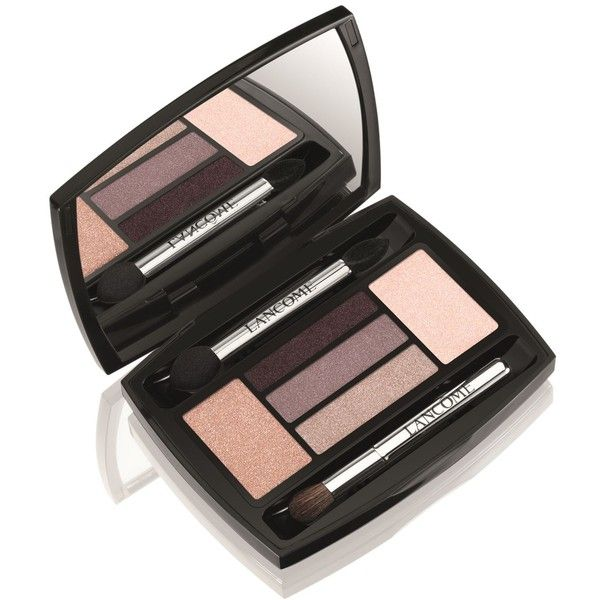 Lancôme Hypnôse Doll Eyes Palette ($49) ❤ liked on Polyvore featuring beauty products, makeup, eye makeup, eyeshadow, lancome eye shadow, palette eyeshadow, lancome eye makeup, lancôme and lancome eyeshadow