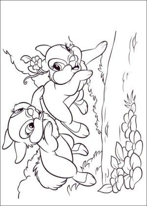 free printable disney bunnies coloring pages for kids color this online pictures and sheets and color a book of disney bunnies coloring pages