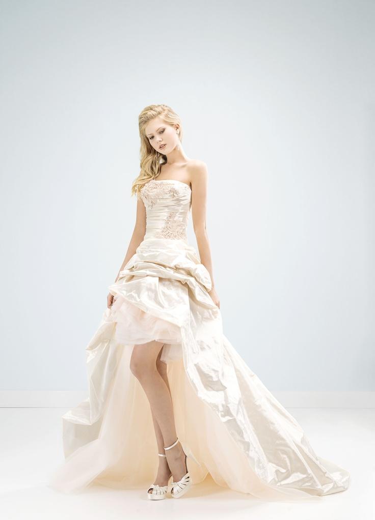 Bridal dress D6532