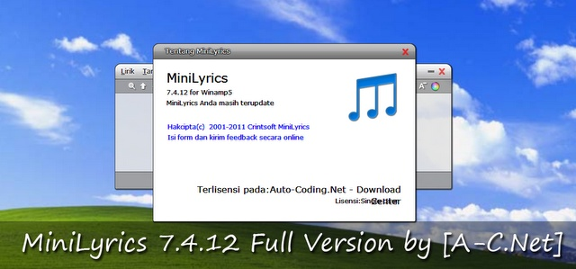download minilyrics for android