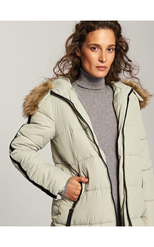 Steppelt kapucnis kabát 5b967279d7