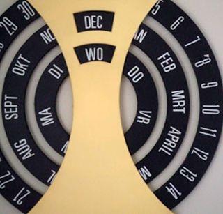 Spin Calendar