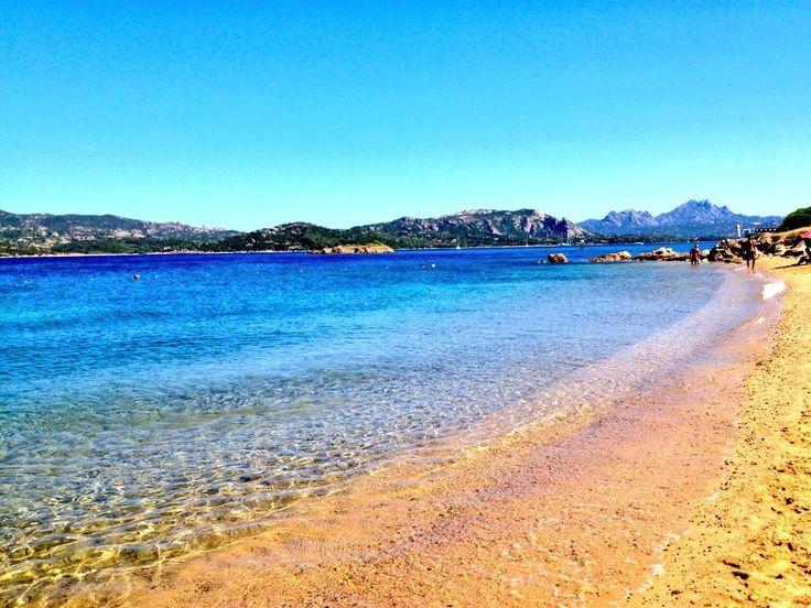 #LaMiaSpiaggia è a La Conia Cannigione #Sardegna @francesca909