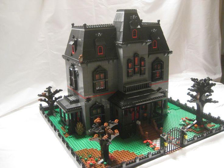 231 best Lego...Halloween images on Pinterest | Legos, Lego moc ...