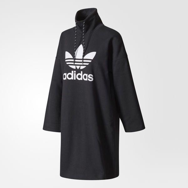 adidas Pharrell Williams Hu Hiking Dress - Black | adidas US