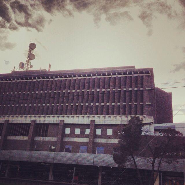 East Perth train station