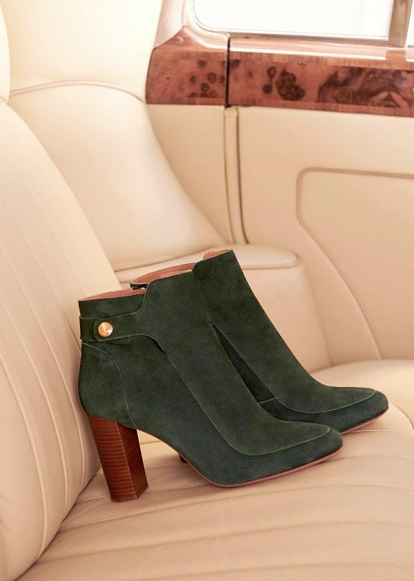 a605f822ef971f Sézane - High Julieta boots Shoes Sneakers, Shoes Sandals, Heels, My  Shopping List