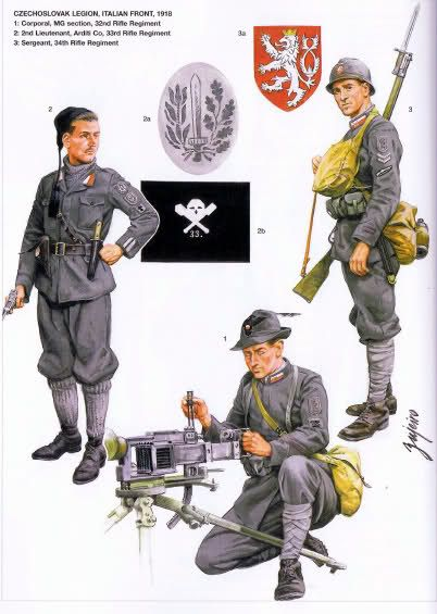 Italian Czechoslovak Legion