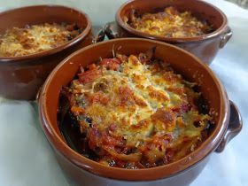 tselemedes: Μελιτζάνες φούρνου