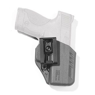 The Appendix Reversible Carry  Inside the Waistband Holster from BLACKHAWK! is designed to be extremely versatile and comfortable for those users who prefer the appendix carry position