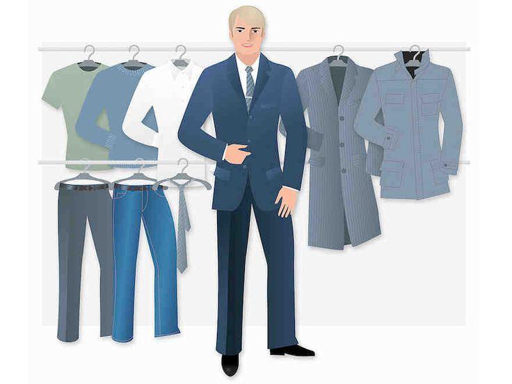 Miesten pukeutumisopas antaa neuvoja ja vinkkejä siitä, mitä miesten on hyvä ottaa huomioon, kun hankittavana on farkut, t-paita, siistit suorat housut, puku,...