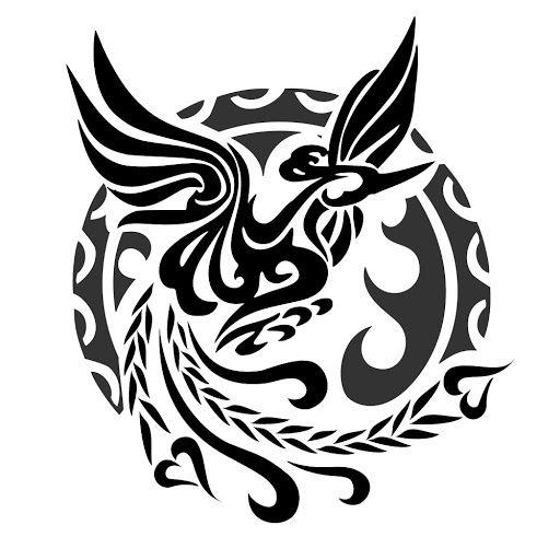 celtic tattoos phoenix hawaiian flower tattoo designs tattoos pinterest hawaiian flower. Black Bedroom Furniture Sets. Home Design Ideas