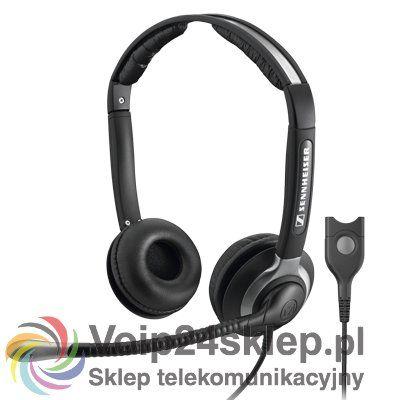 Słuchawki przewodowe Sennheiser CC 550 voip24sklep.pl