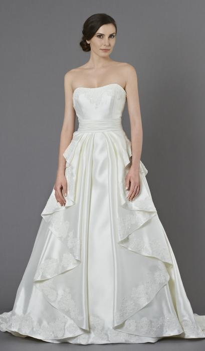 Kendall, Kelly Faetanini, Fall 2012 Collection, Wedding Dress