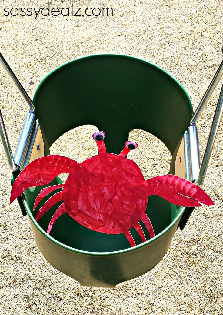 17 Best ideas about Paper Plate Crab on Pinterest Paper