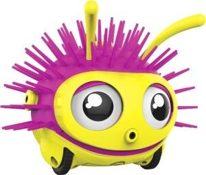 """Wowee: Noomie – Wellow- Yellow Face with Pink Hair You pronounce it New-Me, children everywhere will love this little yellow faced, purple haired and funky toy. She has 6 """"Active"""" themed accessories that you pop in to see her come alive. http://awsomegadgetsandtoysforgirlsandboys.com/wowwee/ Wowee: Noomie – Wellow- Yellow Face with Pink Hair"""
