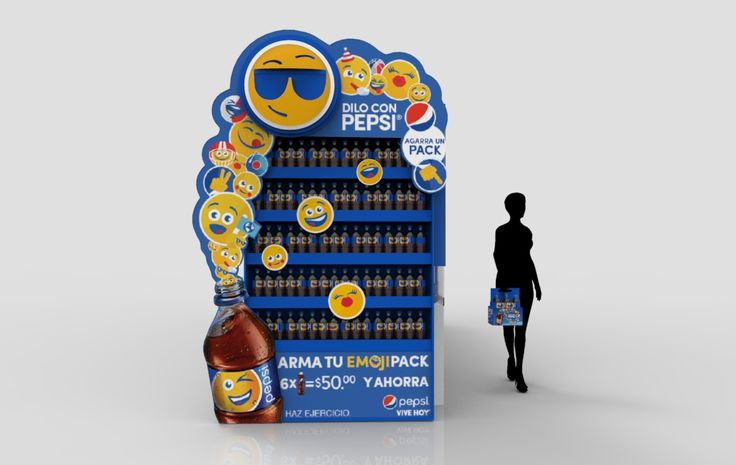 PEPSI EMOJI on Behance